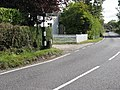 Milepost at The Haven - geograph.org.uk - 1491122.jpg