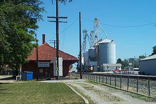 Milford, Illinois Village in Illinois, United States