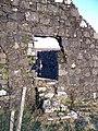 Mill doorway in former church building - geograph.org.uk - 1086171.jpg