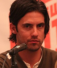 Milo Ventimiglia vid South by Southwest 2010.