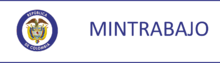 MinTrabajo (Colombia) logo.png
