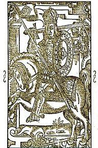 Mindaugas, King of Lithuania