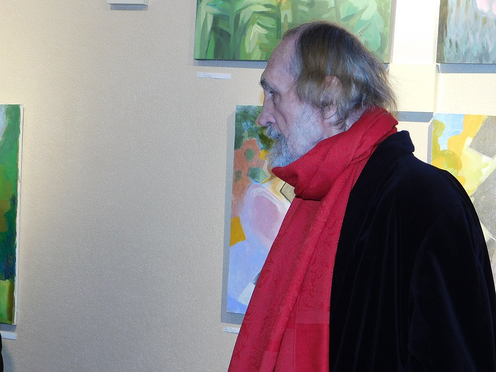 Minima gallery opening (Green collisions; 2018-12-01) 17.jpg