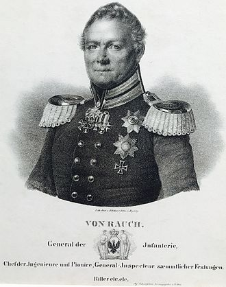 Prussian Ministry of War - Image: Minister Von Rauch