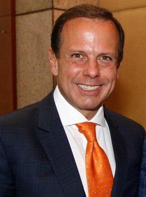 Mayors in Brazil - Image: Ministra debate Políticas Culturais com grupo empresarial (cropped)
