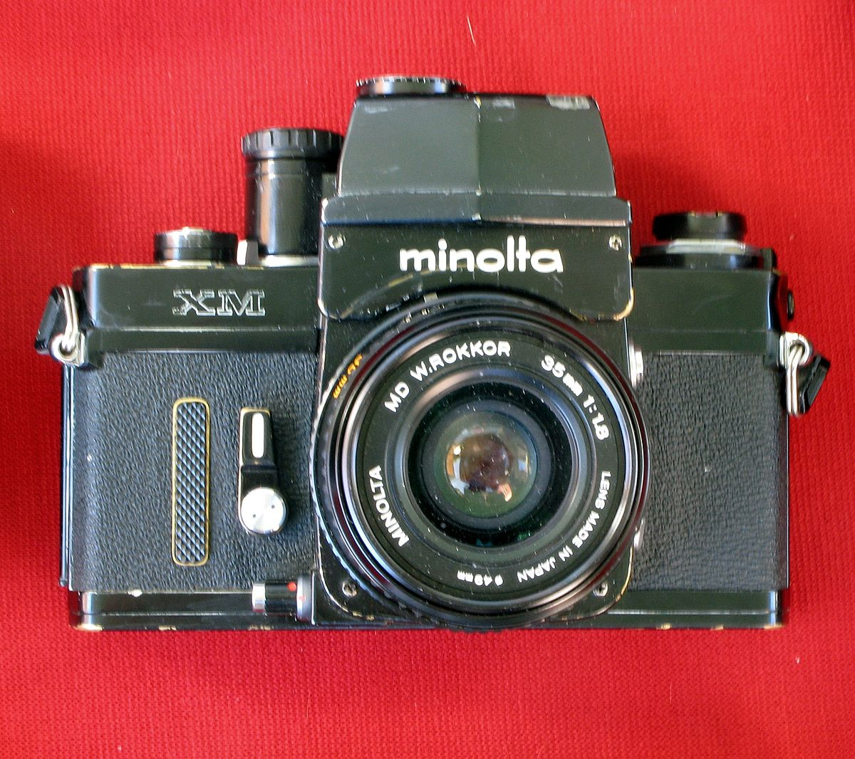 minolta x 1 wikipedia rh en wikipedia org Minolta XK Screen App Minolta Cameras XK