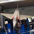 Mirage IIIA Musee de l'Air et de l'Espace, Le Bourget, Paris. (8257619754).jpg