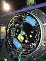 Misisile-S3 case a equipement de la tete du missile Musee deu Bourget P1010645.jpg