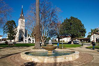 Santa Cruz, California City in California, United States
