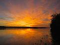 Mississippi River Sunrise (30213605624).jpg