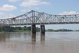 Mississippi River bridge at Vidalia, LA IMG 6916.JPG