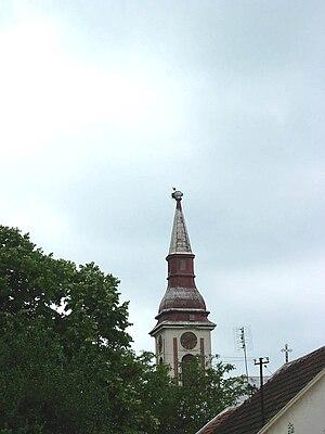 Mladenovo - Image: Mladenovo, Catholic Church (2)
