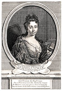 Marie-Jeanne LHéritier French author of fairy tales