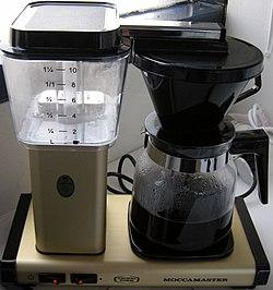 moccamaster kahvin lämpötila