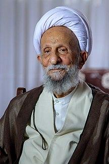 Mohammad-Taqi Mesbah-Yazdi Member of Irans Assembly of Experts