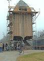 Molen Weseker standerdmolen Duitsland 30-03-2013 (2).jpg