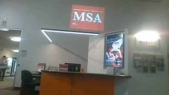 Monash Student Association - Reception of the Monash Student Association