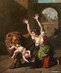 Le lion de Florence