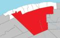 Mont-Albert Quebec location diagram.png