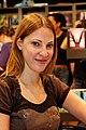 Montreuil - Salon du livre jeunesse 2011 - India Desjardins - 001.jpg