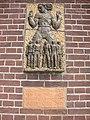 Monument onderduikers Bergharen (Wijchen, Gld, NL).JPG