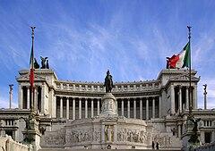 Monumento Vittorio Emanuele II Rom.jpg