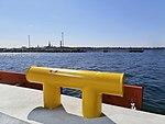 Mooring Bollard 17 on Pier 26 in Port of Tallinn 17 May 2014.jpg