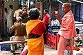 Morning tea in Varanasi, India (22897474523).jpg