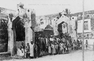 Moroni, Comoros - Moroni in 1908