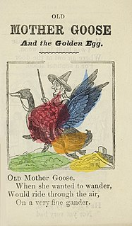 Mother Goose Imaginary author