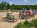 Motocross track near to Horsham, West Sussex - geograph.org.uk - 80143.jpg