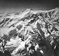 Mount Spurr, mountain glacier with icefall and bergschrund, August 26, 1969 (GLACIERS 6672).jpg