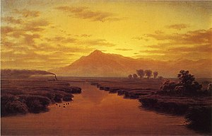 Mount Tam (Gemälde von William Marple 1869)