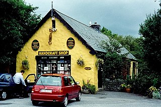 Moycullen - Handcraft shop - geograph.org.uk - 1608808.jpg