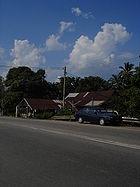Msia- Johor Kampung
