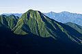 Mt.Amidadake from Mt.Iodake 01.jpg