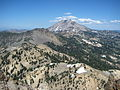 Mt. Tehama Rim and Lassen (15115520999).jpg