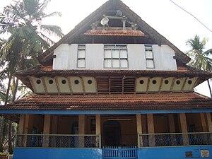Moyinkutty Vaidyar - Image: Muchundi Mosque
