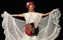 Baile Folclórico De México Wikipedia La Enciclopedia Libre