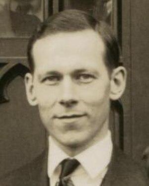 Robert S. Mulliken - Robert Mulliken, Chicago 1929