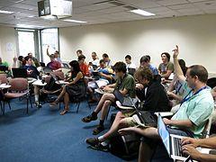 Multimedia Roundtable - Wikimania 2013 - 06.jpg