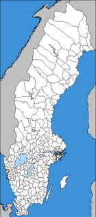 Laag vun Vallentuna in Sweden