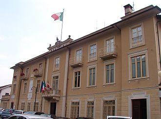 Ceres, Piedmont - Image: Municipio Ceres