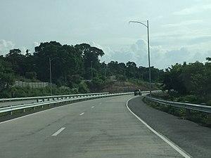Philippine expressway network - Image: Muntinlupa–Cavite Expwy 2