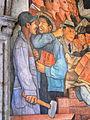 Murales Rivera - Treppenhaus 11 Arbeiter mit Kapital.jpg