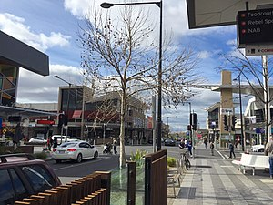 Point Cook, Victoria - Murnong Street, Point Cook Town Centre
