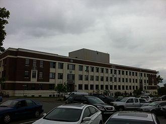 Leonard W. Murray - Murray Building CFB Halifax