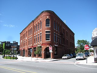 Musgrove Block United States historic place