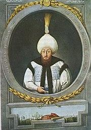 Ο Σουλτάνος Μουσταφά Γ΄