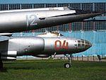 Myasishchev M-50 & Il-28 Beagle at Central Air Force Museum .JPG